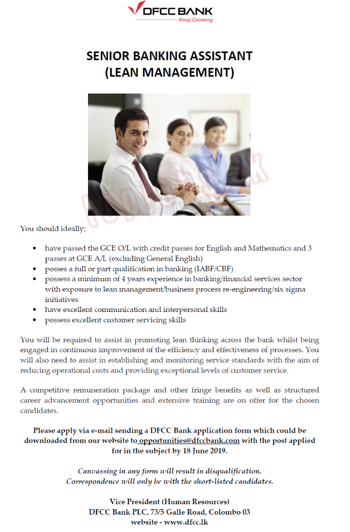 Private Banking Job